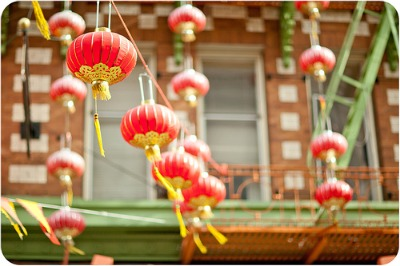 Chinatown, San Francisco -