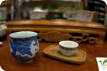 Chinatown, San Francisco - tea tasting
