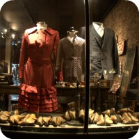 Image of boutique clothing storefront in San Francisco
