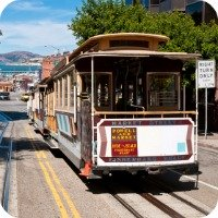 Cable Car San Francisco.